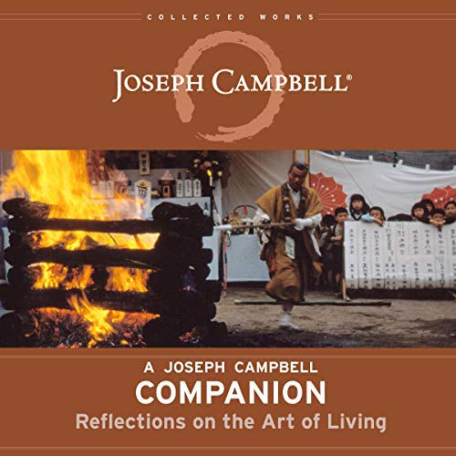 A Joseph Campbell Companion audiobook cover art