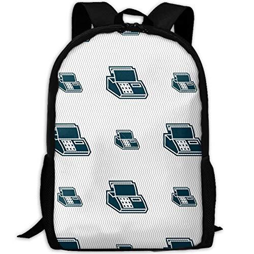 Backpack,Sac À Dos De Machine De Caisse Enregistreuse, Sacs D'École Confortables pour l'escalade Sportive,43x28x16cm