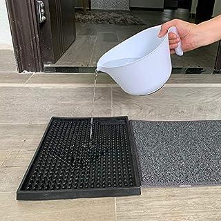 Tapete Sanitizante Desinfectante Picos + Gratis Tapete Secador