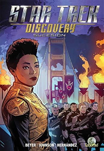 Star Trek Discovery. Sucesión: 24 (Likantro)
