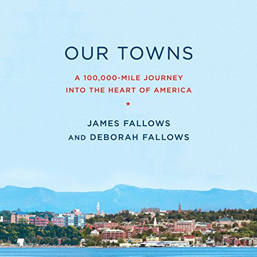 Our Towns audiobook cover art