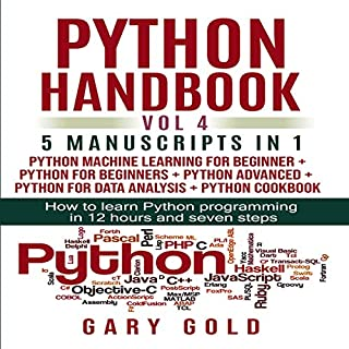 Python Handbook Vol 4, 5 Manuscripts in 1 cover art