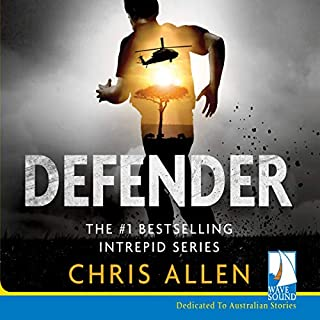Defender     Intrepid, Book 1              By:                                                                                                                                 Chris Allen                               Narrated by:                                                                                                                                 Ric Herbert                      Length: 8 hrs and 43 mins     11 ratings     Overall 4.2
