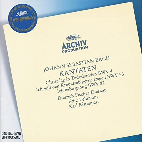Karl Ristenpart Chamber Orchestra, Karl Ristenpart, Orchester Des Bachfestes 1950 & Fritz Lehmann