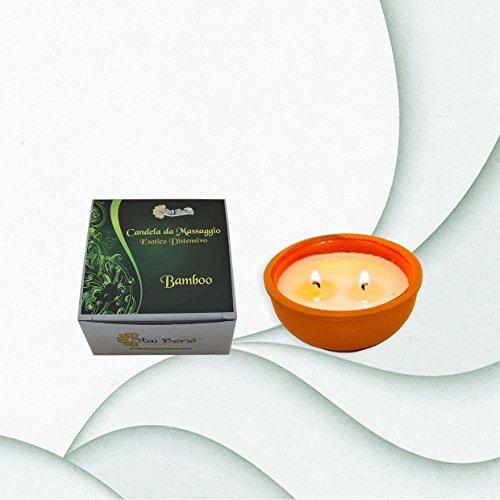 staibene Bougie de Massage Bamboo – 40 gr