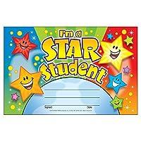 Trend Enterprises Inc. T-81019BN I'm a Star Student Recognition Awards 30 per Pack 12 Packs [並行輸入品]