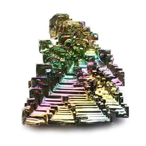 Bismuth Crystal Specimen Bismuth - Large by CrystalAge