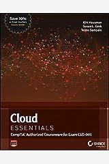 Cloud Essentials: CompTIA Authorized Courseware for Exam CLO–001 Paperback