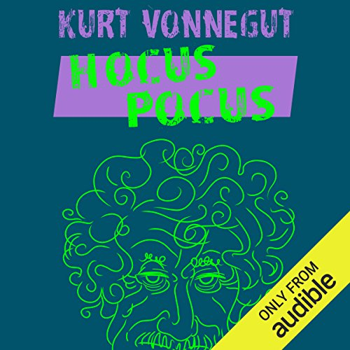 Hocus Pocus                   By:                                                                                                                                 Kurt Vonnegut                               Narrated by:                                                                                                                                 LJ Ganser                      Length: 8 hrs and 40 mins     8 ratings     Overall 3.9