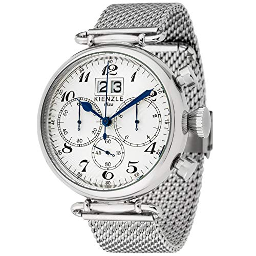 KIENZLE 1822 Retro Herren- Armbanduhr, Chronograph, DW-00149