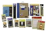 K&Company SMASH Scrapbooking Folio Kit, School