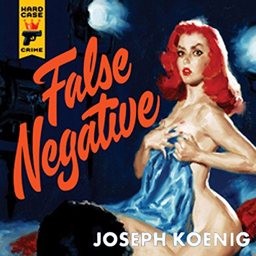 Page de couverture de False Negative