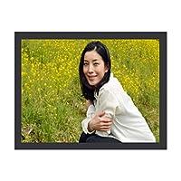 嘉門洋子 パネル ポスター キャンバス絵画 インテリアアート 壁掛け 絵画壁飾り 木枠付きの完成品 絵画モダン インテリア 新築お祝い 贈り物 グッズ (30*40cm)