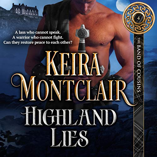 Highland Lies audiobook cover art