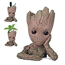 Buy your Groot Planter on Amazon. Inspired by Groot from Guardians of the Galaxy MCU Movie