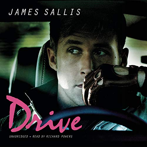 Drive Audiobook By James Sallis cover art