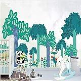 Rureng Estilo Rústico Fondo De Tv Pintura Mural Pintura Nórdica Minimalista ParedVentas Directas Profesional Fondo De Pantalla Personalizado Mural-450X300Cm