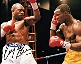 Limited Edition Nigel Benn V Leinwanddruck Chris Eubank