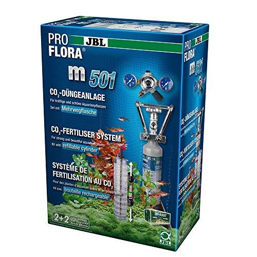 JBL ProFlora M501 - CO₂-Düngeanlage für Aquarien