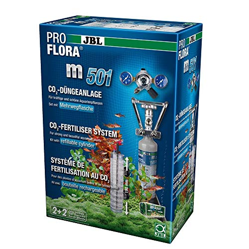 JBL PROFLORA M501-System Düngung im CO weltweit für Aquarien