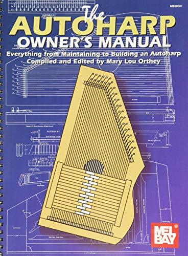 Auto Harp Owner 's Manual. Para Cítara