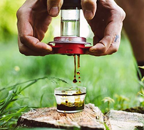 Cafflano Kompresso (Hand Carry Coffee Maker)