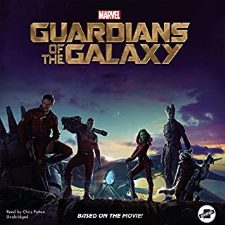 Marvel's Guardians of the Galaxy cover art