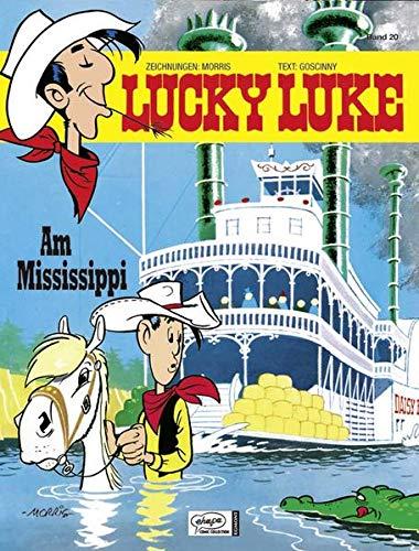 Lucky Luke 20: Am Mississippi