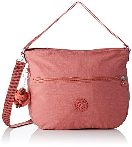 Kipling Fenna - Borse a spalla Donna, Rosa (Dream Pink), 9.5x37x31 cm (B x H T)