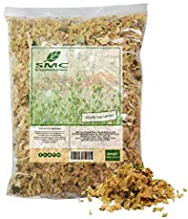 Yield: 1 Cup yields 3 1/2 Cups (by volume) or 14 Ounces (by weight) No additives or preservatives. Non-GMO. Gluten Free. Kosher OU. Excellent for backpackers, RV'ers, or for your cupboard! Our fresh and flavorful Dried Cabbage in bulk can add a delic...