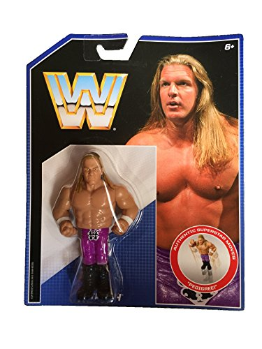 WWE Wrestling Retro Triple H Action Figure