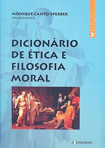 Dicionário de Ética e Filosofia Moral