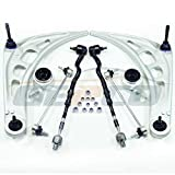 Kit bras de suspension, triangles de suspension, prémonté, 8pièces