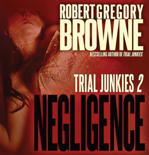 Negligence audiobook cover art