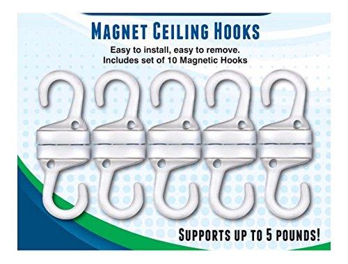 Magnetic Magnet Ceiling Hooks