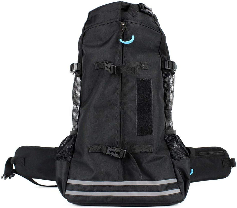 [Copy]Pet backpack out portable pet bag Breathable cat bag Dog backpack Pet supplies