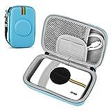 Tasche Hülle für Polaroid Snap und Snap Touch 2.0 Kamera, Hart Reise Tragen Tasche Hülle (Blue)