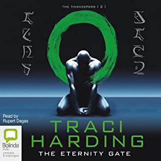 The Eternity Gate audiobook cover art
