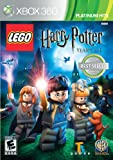 Warner Bros Lego Harry Potter Years 1-4 - Juego