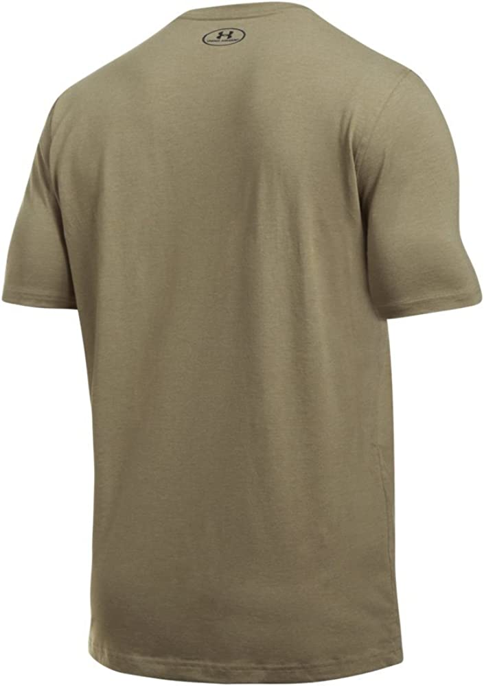 Under Armour Men's Elegant camo NEW before selling ☆ Logo Knockout t-Shirt