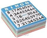 Unbekannt Bingo - Biglietti di Ricambio per Bingo, Confezione da 100