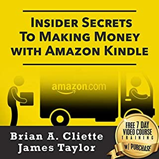 Insider Secrets to Making Money with Amazon Kindle cover art