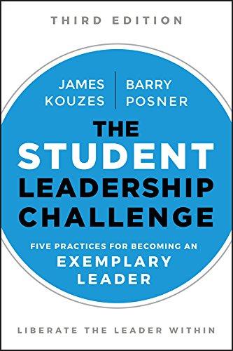 『The Student Leadership Challenge, Third Edition』のカバーアート