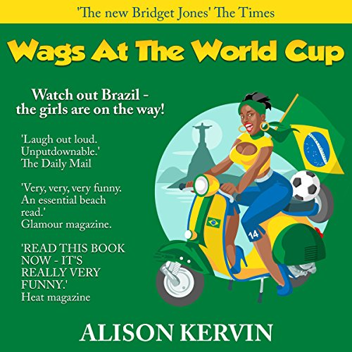 Wags at the World Cup cover art