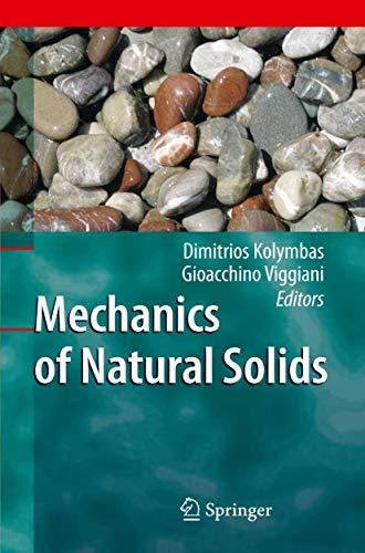 Mechanics of Natural Solids