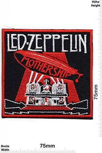 Led Zeppelin Patch Mothership parche patch bordado