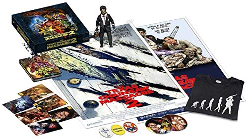 The Texas Chainsaw Massacre 2 - Limited Collector's Box [Blu-ray]