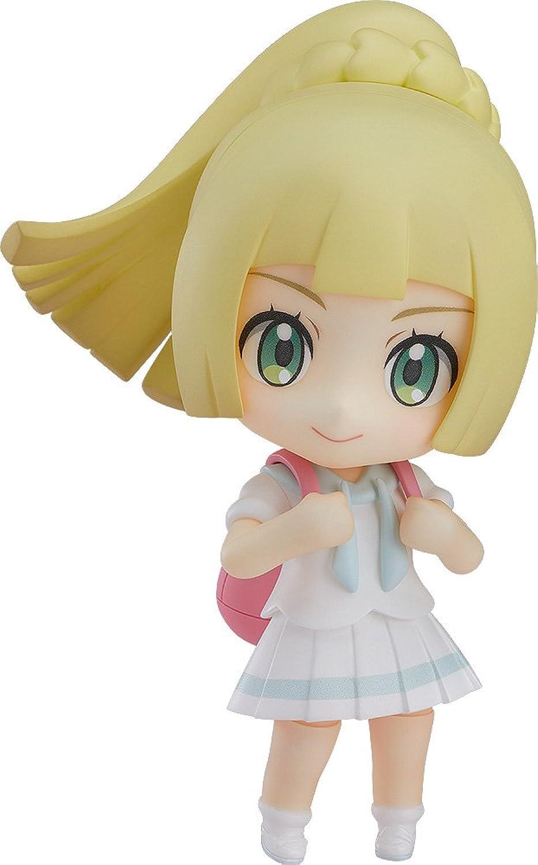 Good Smile Pokemon  Lively Lillie Nendgoldid Action Figure