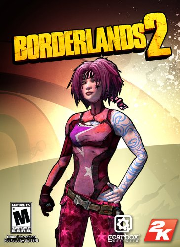 Borderlands 2 Siren Glitter and Gore Pack  [Online Steam Code]