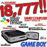 Retron 5 SD card, with over 18,500 games! Ready to plug in and start playing your favorites!